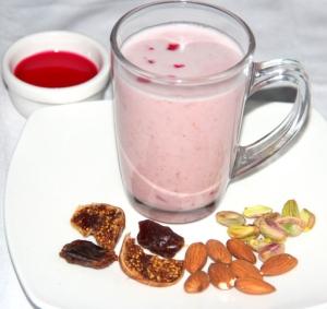 Almond Rose Milk